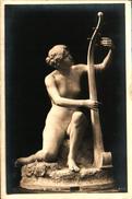 Sculpture 23, Th Somme, Sperando (femme Nue Harpe - Sculture