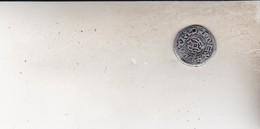 DENIER SOUS CHARLEMAGNE EN ARGENT  793  812 - Antique