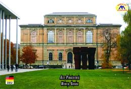 Carte Postale, Musées, Museums, Museums Of The World, Germany, Munich (Bavaria), Art Museums, Alte Pinakothek - Musées