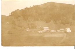 Ranch In The Western United States RPPC - Farms