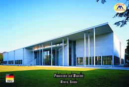 Carte Postale, Musées, Museums, Museums Of The World, Germany, Munich, Art Museums, Pinakothek Der Moderne - Musées