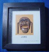 Framed Korean Handicraft - Asian Art