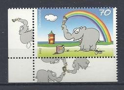 Deutschland / Germany / Allemagne 2017 3292 ** Ottifant  (01. 03. 2017) - Unused Stamps