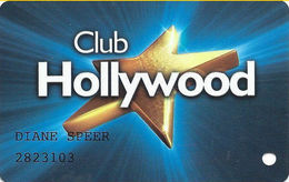 Hollywood Casino - Lawrenceburg, IN - Slot Card - Casino Cards