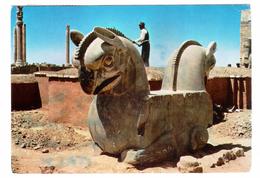 PERSEPOLIS - SHIRAZ - IRAN - VIAGGIATA 1973 - (405) - Iran