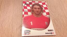 Postcard - Handball, Croatia, Venio Losert   (V 30836) - Handball