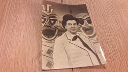 Postcard - Film, Actor, Josip Bobi Marotti   (V 30841) - Schauspieler