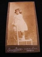 Photographie Originale Cdv  -- Photo Edouard Pierre Brest CDV3 - Photographs