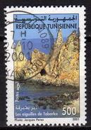 TUNESIEN 2001 - MiNr: 1487  Used - Tunesien (1956-...)