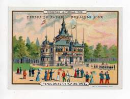 Chromo - Perles Du Japon - Exposition Universelle 1900 - Transvaal - Chromos