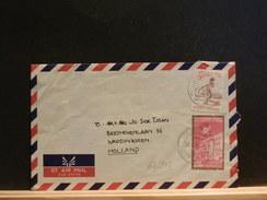 66/948   LETTRE  INDONESIA - Handisport