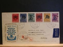 66/945  LETTRE  INDONESIA  1960 - Vluchtelingen