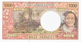 TERRITOIRES FRANCAIS Du PACIFIQUE   1000 Francs   ND (1996).   P. 2a   UNC - Frans Pacific Gebieden (1992-...)