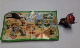 (138) - Kinder TT 085 + Bpz Portuguese - Monoblocs