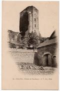 Chaudenay : Le Château (Editeur Louis Venot, Dijon, LV N°89) - France