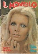 IL MONELLO  -      20 Giugno 1974-   PATTY  PRAVO (50710) - Non Classificati