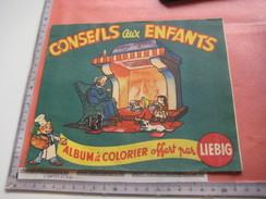2 Kleurboekjes Franstalig - 2 Albums à Colorier LIEBIG VIANDOX - Bande Dessinés (stripverhalen) Om In Te Kleuren Photos - Liebig