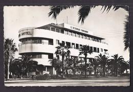 CPSM MAROC - CASABLANCA - Le Restaurant Panoramique ( Anfa Supérieur ) - TB PLAN Etablissement - Joli Verso - Casablanca
