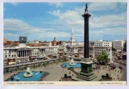 LONDON Trafalgar Square And Nelson's Columnn - Trafalgar Square