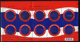 Thailand 2007 Provincial Emblem Stamps I.Coat Of Arms.Heraldry.elephants.S/S.MNH - Thaïlande