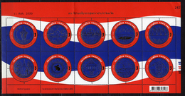Thailand 2007 Provincial Emblem Stamps II.Coat Of Arms.Heraldry.elephants.S/S.MNH - Thaïlande
