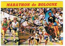 MARATHON DE BOLOGNE 15 MARS 1987   ****    A   SAISIR ***** - Autres Communes