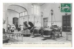 OULLINS  (cpa 69)  Le Perron - Bâtiment N°2 - Nouvelles Cuisines Ouvertes Le 17 Juin 1911 -    - L 1 - Oullins