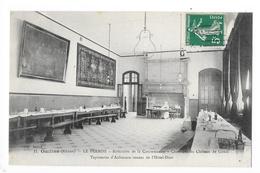OULLINS  (cpa 69)  Le Perron - Réfectoire De La Communauté, Cheminée Du Château De Gondi, Tapisseries D'Aubus -    - L 1 - Oullins