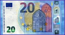 AUSTRIA 20 Euro 2015 Draghi UNC N0008 B1  Serial Prefix NA 1218676249 - EURO