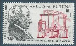 "Wallis YT 347 "" James Watt "" 1986 Neuf** - Neufs"