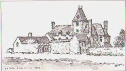 Illustrateur Nommé   H141            La Ville Ernault En 1900   ( Alain) - Autres Illustrateurs