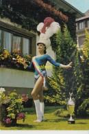Majorettes    Murielle Kreyder    Championne De France 1973  Andlau   67 - Spectacle