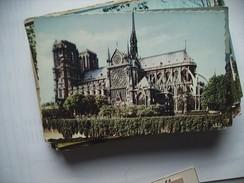 Frankrijk France Frankreich Parijs Paris Notre Dame De Paris - Notre-Dame De Paris