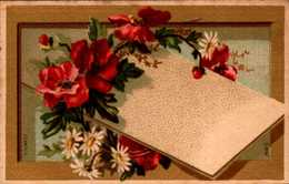 1 Chromos Chocolat - Aiguebelle - Marque Place Avec Fleurs - Bill-447 - R/V - Aiguebelle