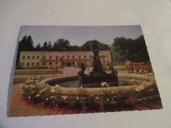 Austria-Bad Tatzmannsdorf-fountain - Österreich