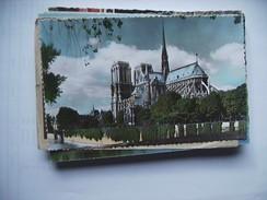 Frankrijk France Frankreich Parijs Paris Notre Dame  Cathédrale - Notre-Dame De Paris