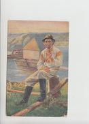 Watermill Shipmill, Floating Mill, Müller - Schiffmuehle , Postyen Cca 1920 (st001) Unused Postcard Mulen Molen - Slowakije