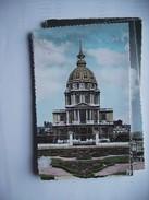Frankrijk France Frankreich Parijs Paris Dome Des Invalides - Notre-Dame De Paris