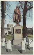 BEDFORD. JOHN BUNYAN STATUE - Bedford
