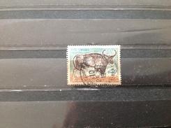 Cambodja - Heilige Dieren (0.50) 1950 - Cambodja