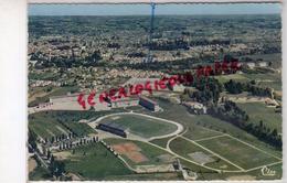 47 - VILLENEUVE SUR LOT -  VUE AERIENNE  LE LYCEE GEORGES LEYGUES - LE STADE ET NOUVELLE CITE - Villeneuve Sur Lot