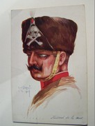 Cp1107 Tom10 HUSSARD DE LA MORT  1916  N°31 Leurs Caboches  Militaria