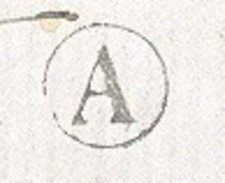 VOGES 88 VAGNEY LAC TAD Type 15 Du 06/07/1867 GC 4063 Sur N° 22 Boite Rurale A = Rochessau  TTB - Marcophilie (Lettres)