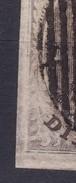 N° 6 Margé RETOUCHE Planche IV  Perception 156 CHENEE - 1851-1857 Medaillen (6/8)