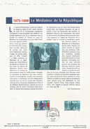 DOCUMENT 1998 LE MEDIATEUR DE LA REPUBLIQUE - Postdokumente