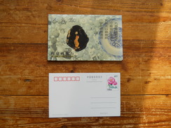 Postal Stationery, Cobble Stones - Mineralen