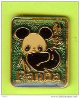 Pin Panda  - 1X16 - Animals