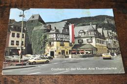 492- Cochem An Der Mosel, Alte Thorschenke / Autos / Cars / Coches - Cochem