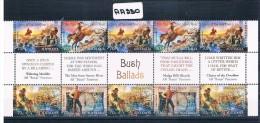 Australia 2014  Bush Ballads Gutter Strip Muh AA230 - 2010-... Elizabeth II
