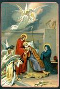 SANTINO - San Giuseppe - Santino Antico Con Orazione, Come Da Scansione - Imágenes Religiosas